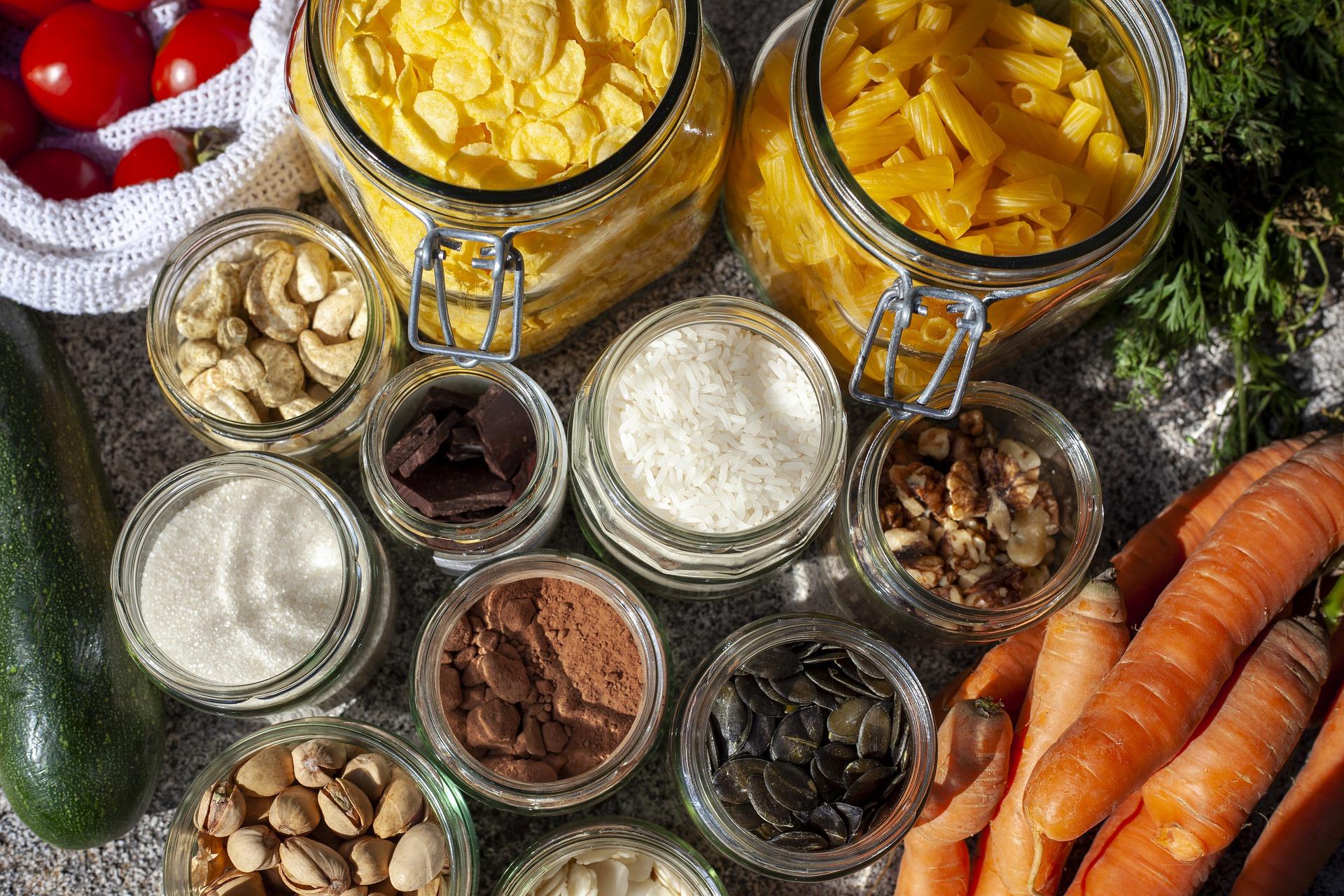 Metodi per la conservazione degli alimenti