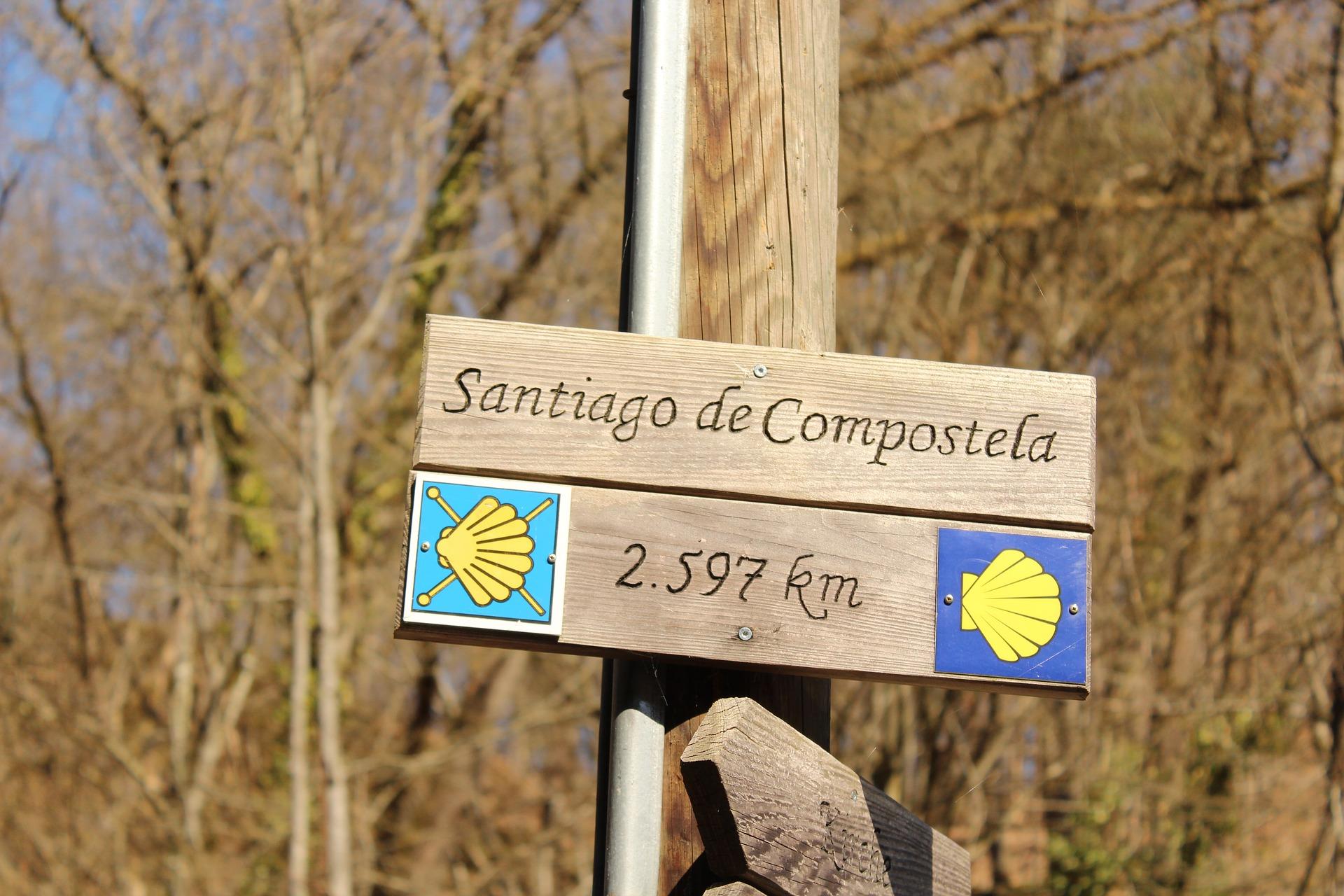 Sacco a pelo per il cammino di Santiago, si o no?